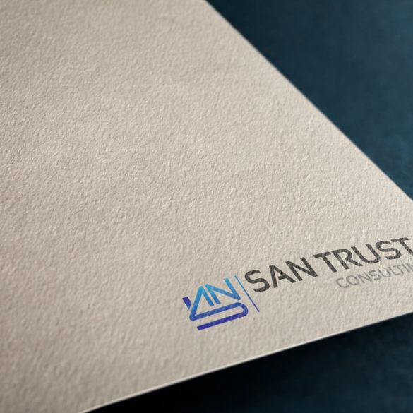 San Trust Consulting Logo